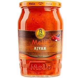 Melis Ajvar Sauce 12/720 ml