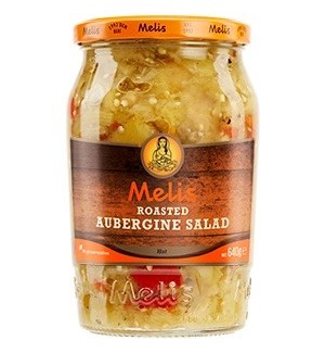Melis Roasted Eggplant Salad 12/720 ml