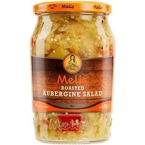 Melis Roasted Eggplant Salad 12/720 ml