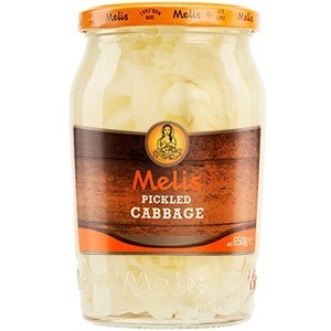 Melis Pickled Cabbage 12/720 ml