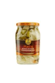 Melis Mixed Pickles 12/720 ml