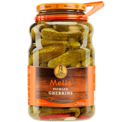 Melis Pickled Cucumber 3/2650 ml