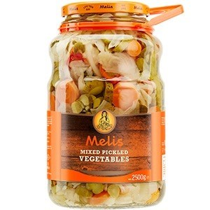 Melis Pickled Vegetables 3/2650 ml