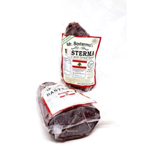 Mr. Basturma Halal Whole Basturma 15 lb