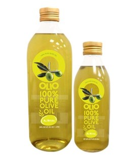 Olio Sunflower & EVOO 12/1 lt