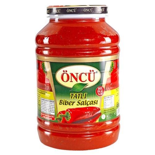 Oncu Mild Pepper Paste 4/4300 gr