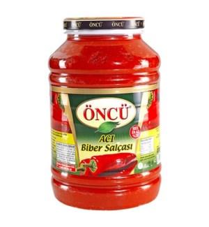 Oncu Hot Pepper Paste 4/4300 gr