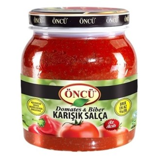 Oncu Tomato & Pepper Mix 4/4300 gr