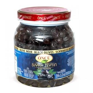 Oncu Black Olives M 6/1 kg