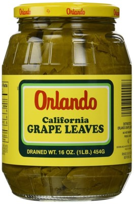 Orlando Grape Leaves 12/1 lb
