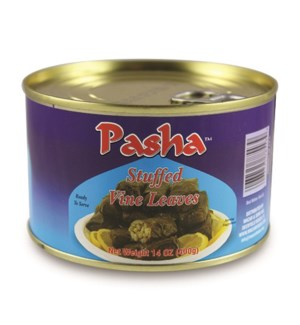 Pasha Stuffed Grape Leaves 12/400 gr