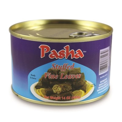 Pasha Stuffed Grape Leaves 12/400 gr