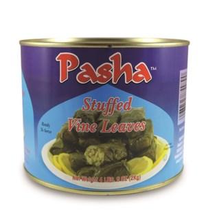 Pasha Stuffed Grape Leaves 6/2 kg