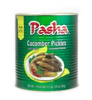 Pasha Cucumber Pickle (30-36) 6/3 kg