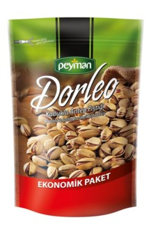 Dorleo Roasted & Salted Pistachios 12/350 gr