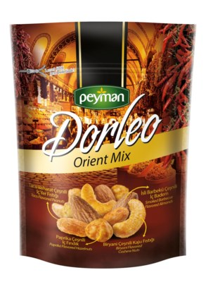 Dorleo Roasted & Salted Chickpeas 12/200 gr