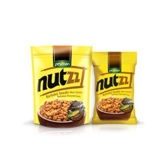 Nutzz Barbeque Flavored Corn 12/80 gr