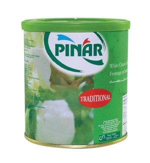 Pinar White Cheese (can) 12/500 gr