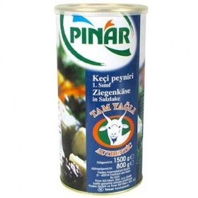 Pinar Goat Cheese (can) 6/800 gr