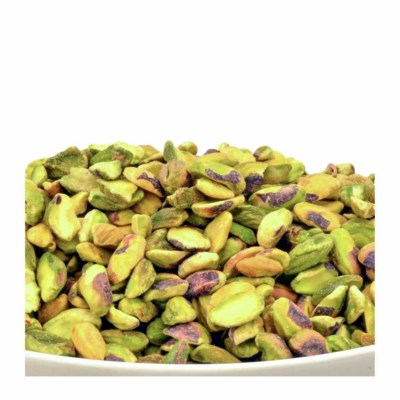 Pistachio Meats Raw (case=25lb) Lot#P29515