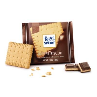 Ritter Sport Butter Bisuict 11/3.5 oz