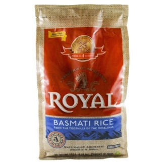 Royal Basmati Rice 10 lb
