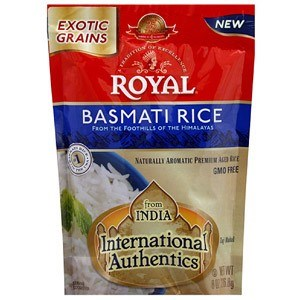 Royal Basmati Rice 6/2 lb