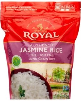 Royal Jasmine Rice 6/2 lb