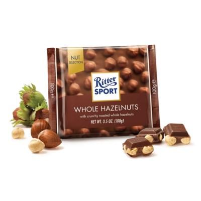 Ritter Sport Whole Hazelnuts 10/3.5 oz