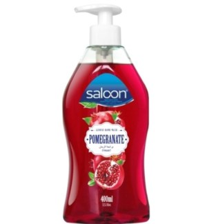 Saloon Hand Soap Pomegranate 12/13.5 oz