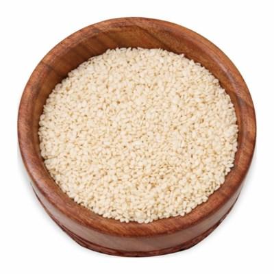 Sesame Seeds  White Hulled 50 lb bag