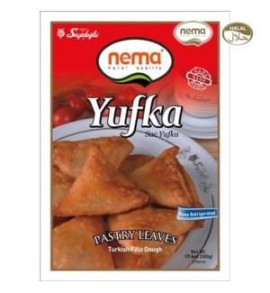 Seyidoglu Yufka Square 16/500 gr