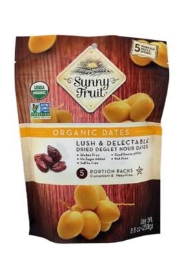 Sunny Fruit Organic Dates 18/5 pk 1.76 oz