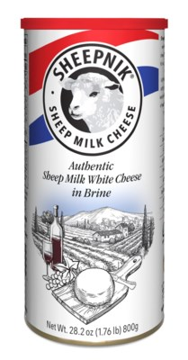 Sheepnik White Cheese 6/800 gr