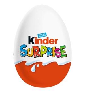 Kinder SURPRISE Egg ===48pc===