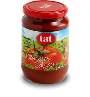 Tat Tomato Paste 12/720 gr