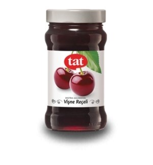 Tat Sour Cherry Preserves 12/320 ml
