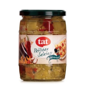 Tat Grilled Eggplant Salad 12/580 ml