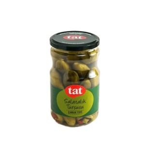 "Tat Cucumber Pickles ""Cubuk"" 12/720 cc"