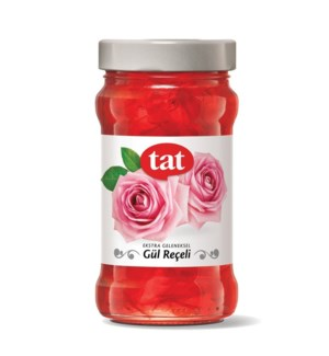 Tat Rose Pedal Preserves 12/320 ml