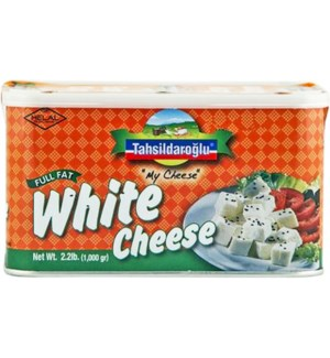Tahsildaroglu White Cheese Full Fat 8/1000