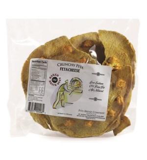 Crunchy Pita Feta 12/6.5 oz