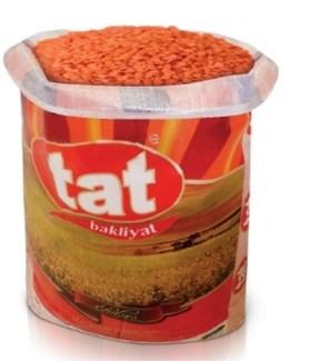 Tat Red Lentils 55 lb