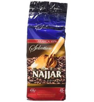 Najjar Coffee Plain 10/450 gr