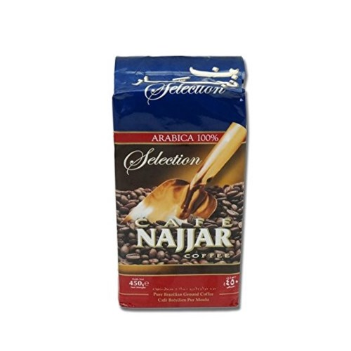 Najjar Coffee Plain 20/200 gr