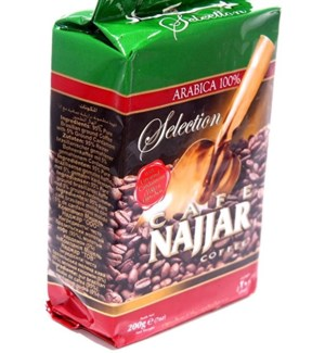 Najjar Coffee w/Card 20/200gr