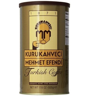 Mehmet Efendi Coffee  6/500 gr