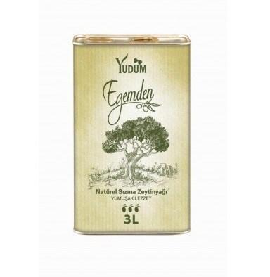 Yudum Extra Virgin Olive Oil 4/3 lt