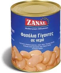 Zanae Giant Beans 6/2 kg