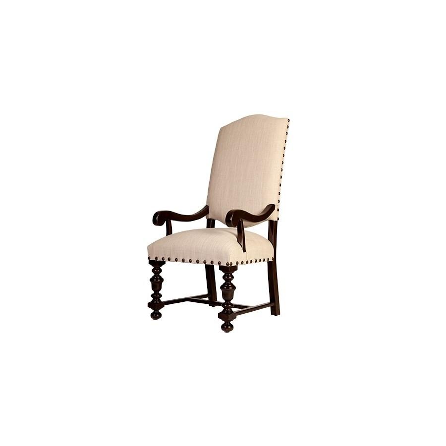 Casablanca Tall Arm Chair
